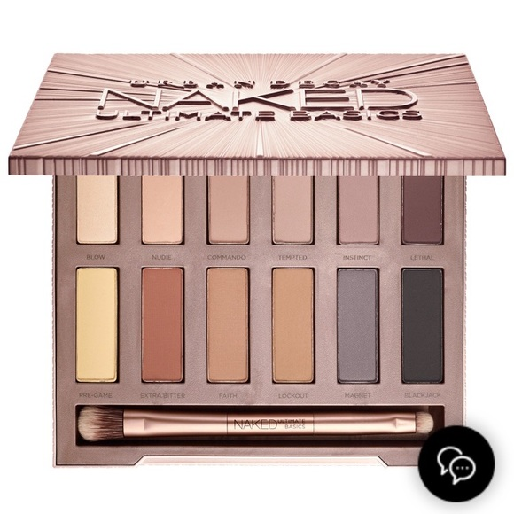 New | Urban Decay | Ultimate Basics Palette